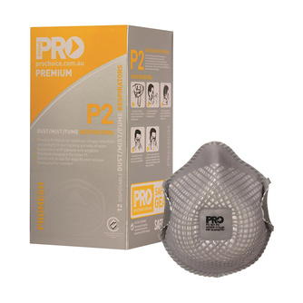 Dust Masks Promesh P2 - Box of 12