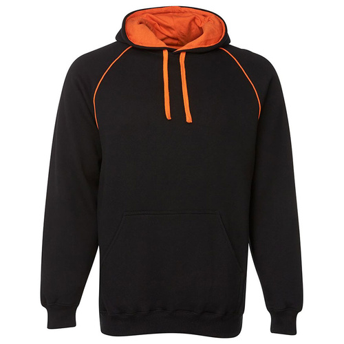 Hip Pocket Workwear - JB's Contrast Fleecy Hoodie