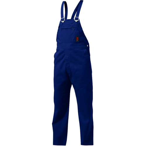 Hip Pocket Workwear - Bib and Brace Drill Overall